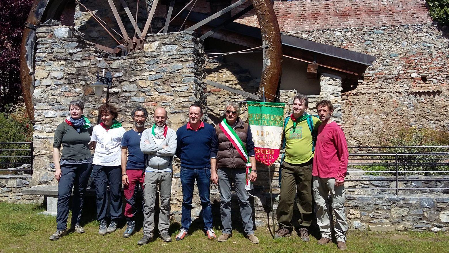 Da Pradleves a San Benigno: tappa a Valgrana